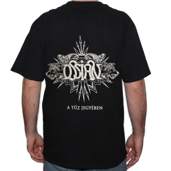 Tricou Ossian - 145 grame 1