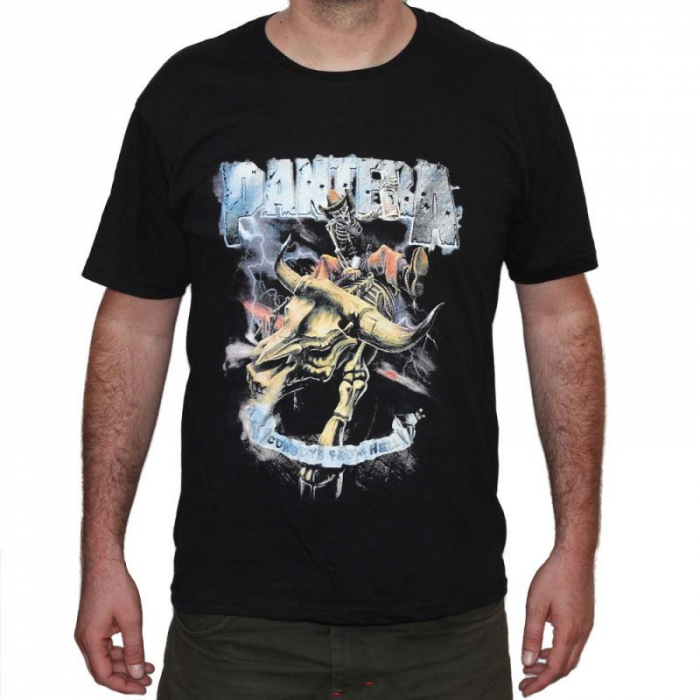 Tricou Pantera - Cowboys From Hell -145 grame 0