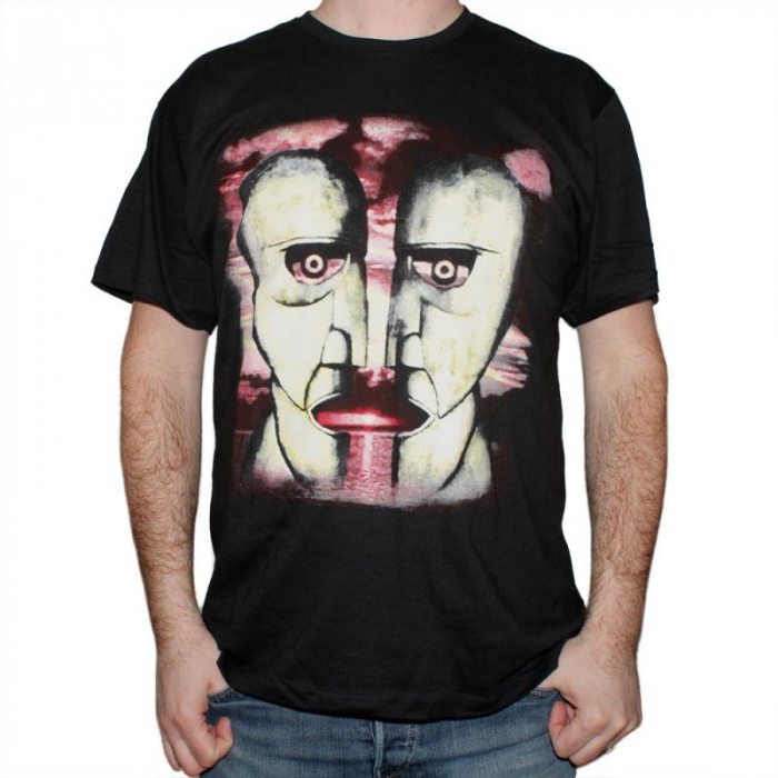 Tricou Pink Floyd - Division Bell - 145 grame 0