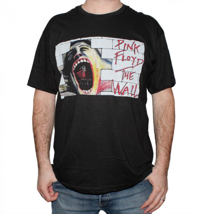 Tricou Pink Floyd - The Wall - 145 grame 0