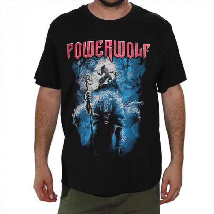 Tricou Powerwolf - The Bishop - 180 grame 0