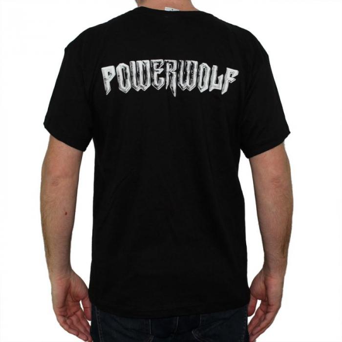 Tricou Powerwolf - The Sacrament Of Sin - 145 grame 1