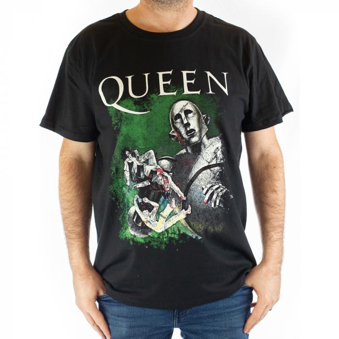 Tricou Queen - Steel Giant - 180 grame [0]