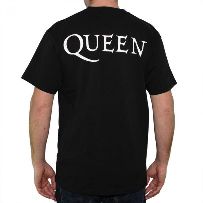 Tricou Queen - Logo - 145 grame 1