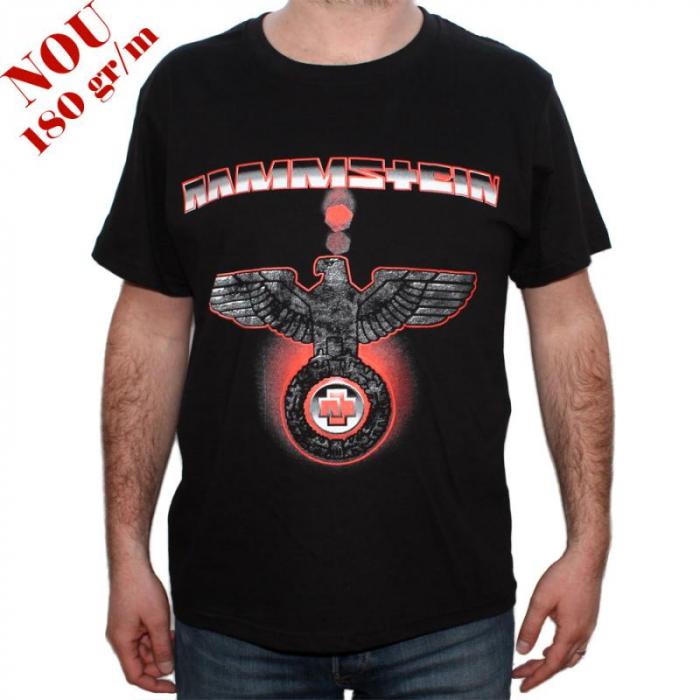Tricou Rammstein Eagle - 180 grame 0