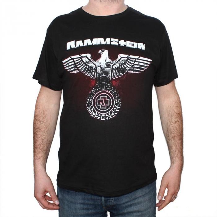Tricou Rammstein - Eagle 2 -145 grame 0