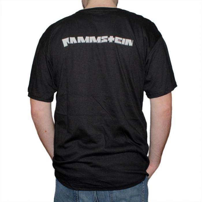 Tricou Rammstein - LIVE - 145 grame 1
