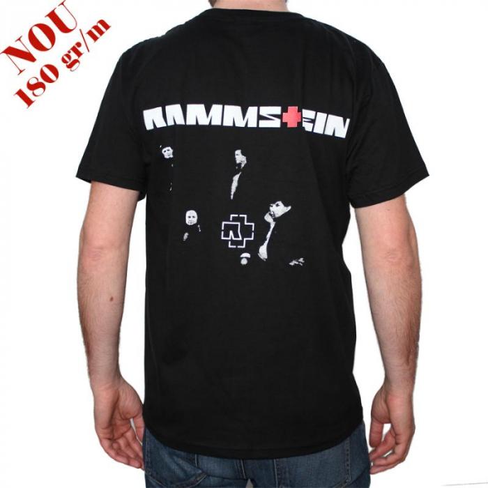 Tricou Rammstein-Reise,Reise - 180 grame 1