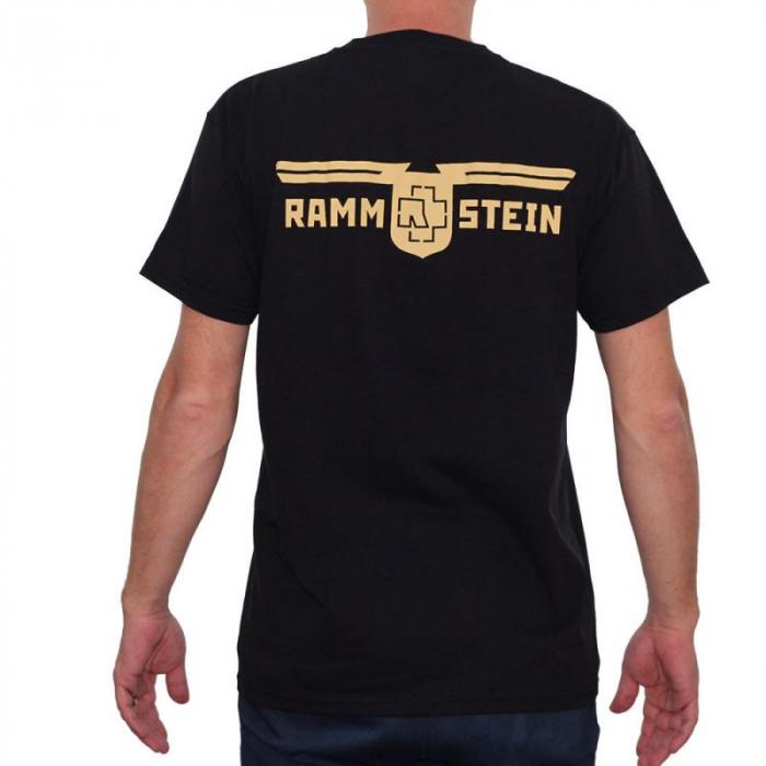 Tricou Rammstein - Zwanzig Jahre - Fruit Of The Loom [1]