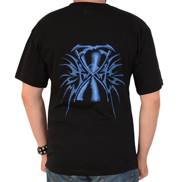 Tricou Reaper and Skull 1