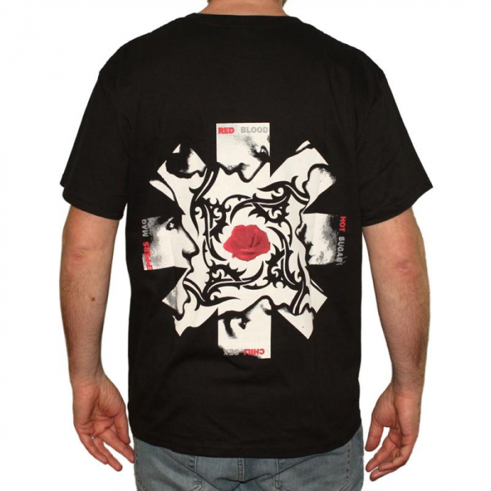 Tricou Red Hot Chili Peppers - Faces - 180 grame [1]
