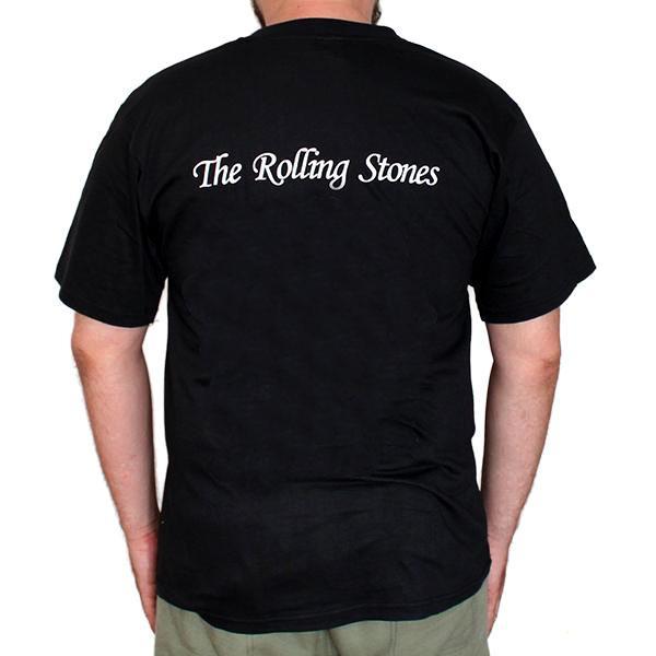 Tricou Rolling Stones  LOGO - 180 grame [1]