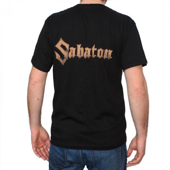Tricou Sabaton - HEROES 2 - 145 grame 1