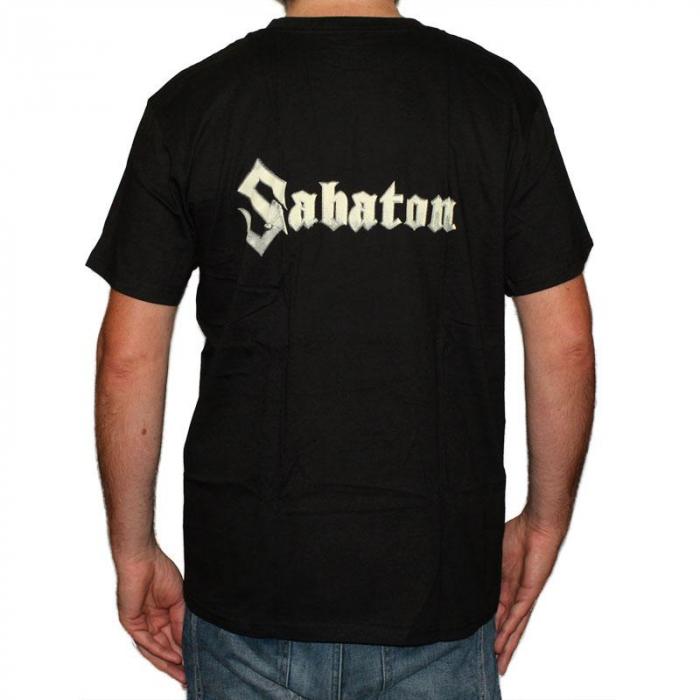 Tricou Sabaton-Sparta - 180 grame 1