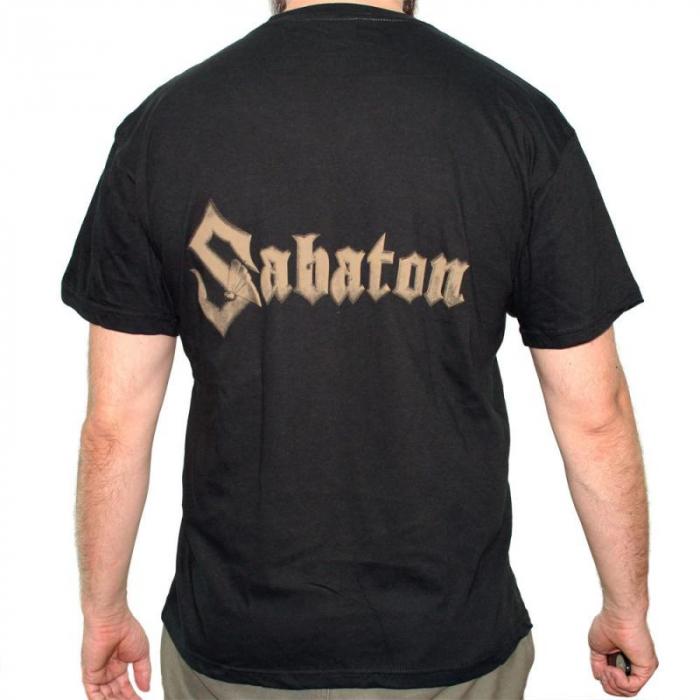 Tricou Sabaton - The Last Stand - 145 grame 1