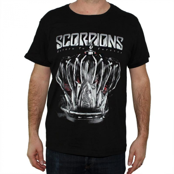 Tricou Scorpions - Return To Forever - 145 grame 0