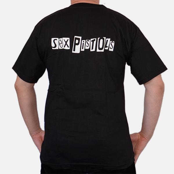 Tricou Sex Pistols Sid Vicious - 180 grame 1