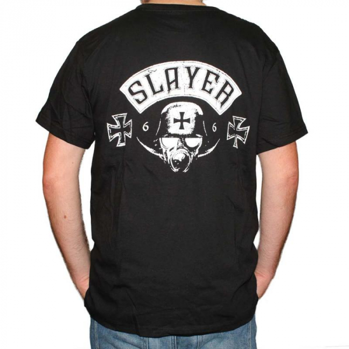 Tricou Slayer Los Angeles - 180 grame 1