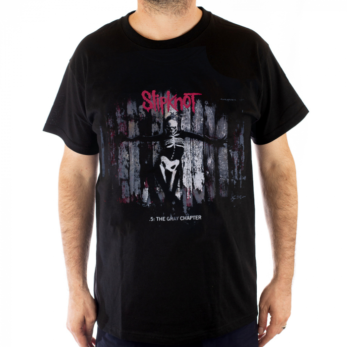 Tricou SLIPKNOT -.5: THE GRAY CHAPTER - 180 grame 0