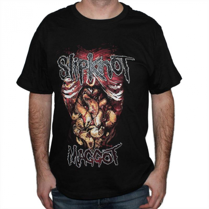Tricou Slipknot - Maggot -180 grame 0