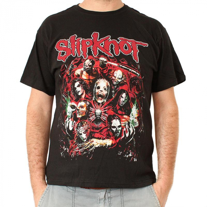 Tricou Slipknot N09698 - 145 grame 0