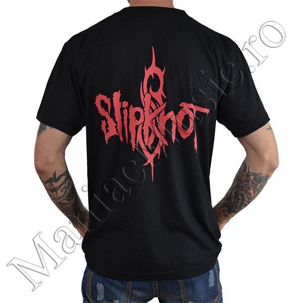 Tricou Slipknot - New Masks - 180 grame 1