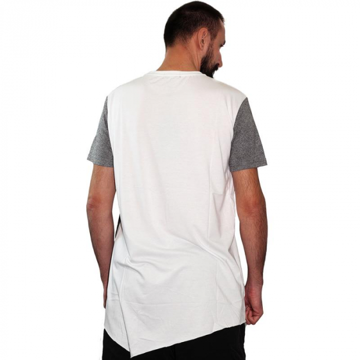 Tricou Streetwear 5M-2006 WHITE 2