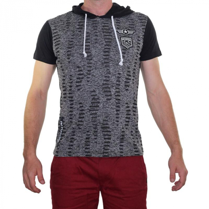 Tricou Streetwear 5M-2141 NEGRU 0