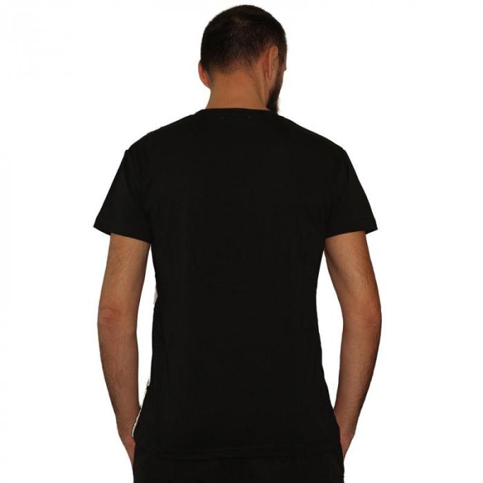 Tricou Streetwear 5M-2167 NEGRU 2