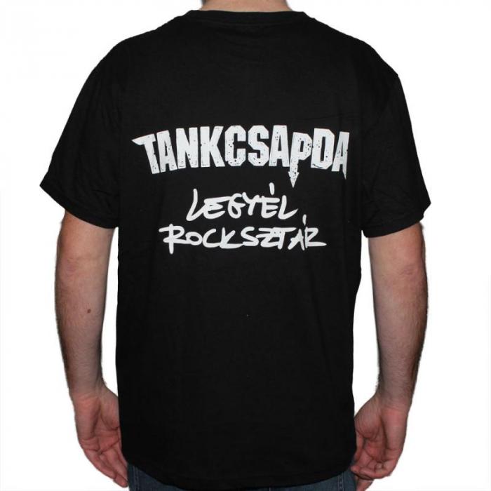 Tricou Tankcsapda - 180 grame 1