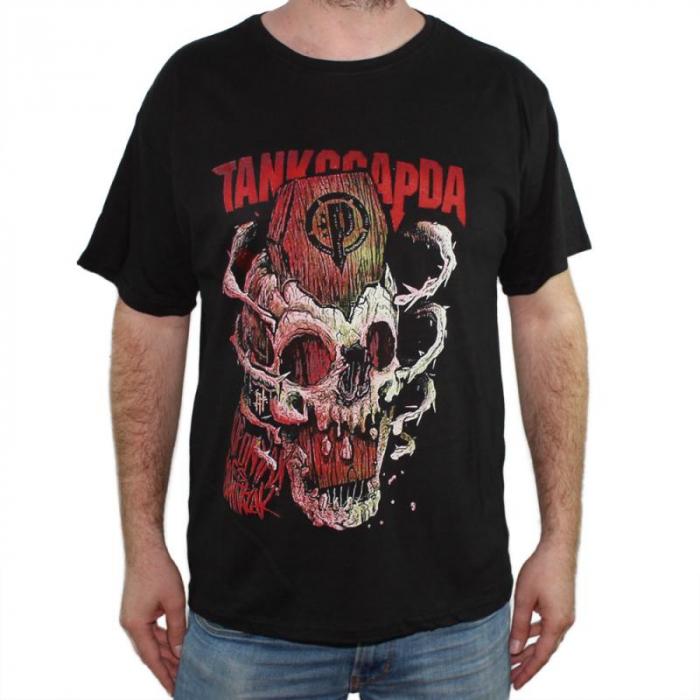 Tricou Tankcsapda - Koponyak es Csontvazak - 145 grame 0