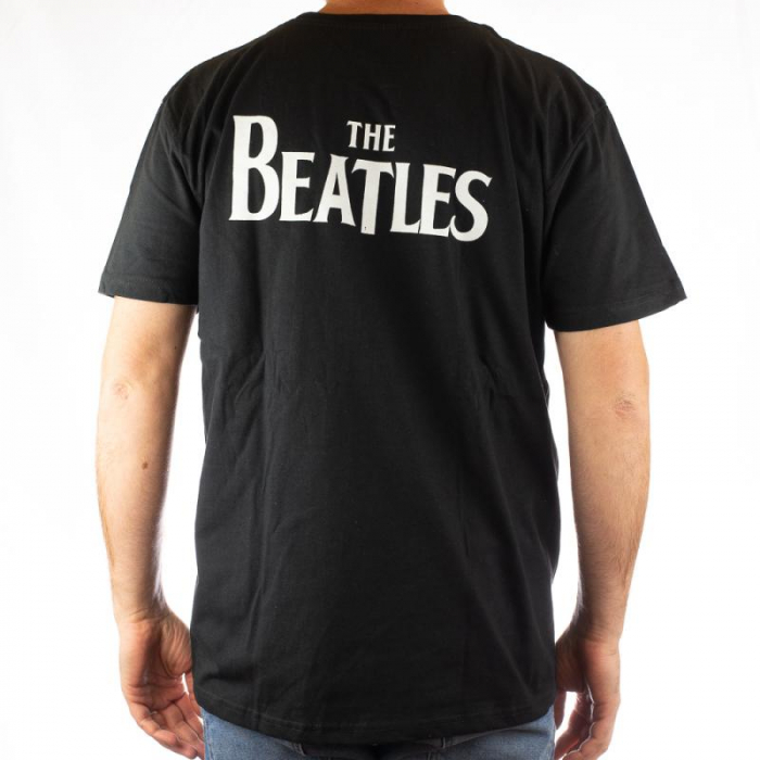 Tricou The Beatles - Abbey Road marime - 180 grame 1