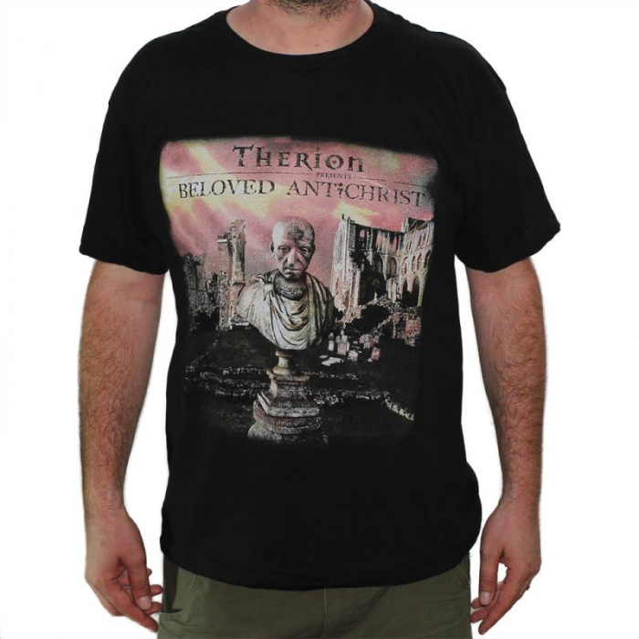 Tricou Therion - Beloved Antichrist - 145 grame 0