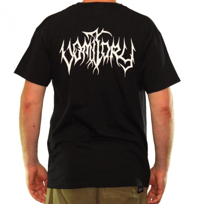 Tricou VOMITORY - Death Metal Uber Alles - Fruit Of The Loom 1