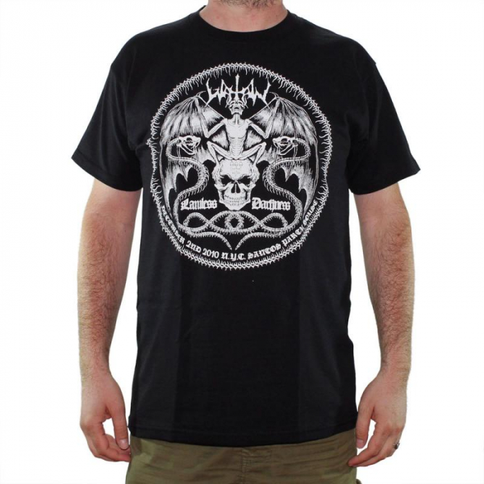 Tricou Watain - Lawless Darkness - Fruit Of The Loom 0