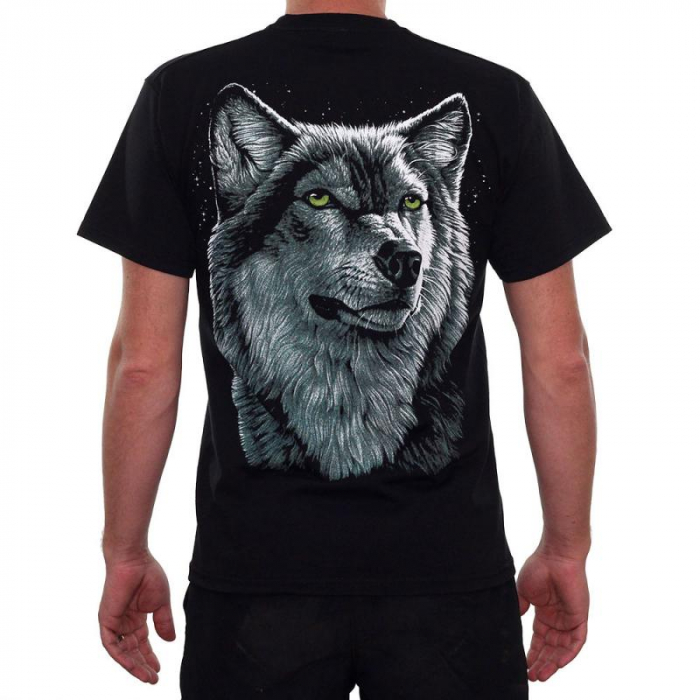 Tricou Wolf - Fruit Of The Loom 1