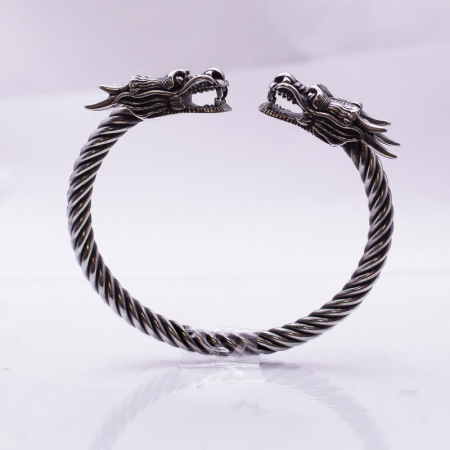 Bratara metalica - Dragon0
