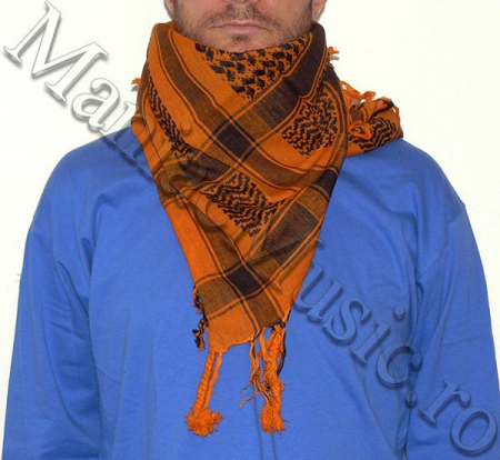 Esarfa OrangeBlack [1]