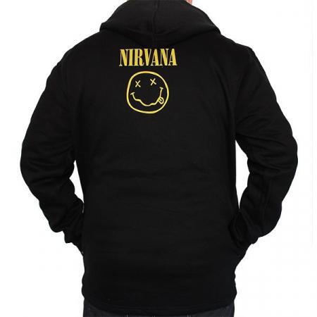Hanorac Nirvana - Smiley 21