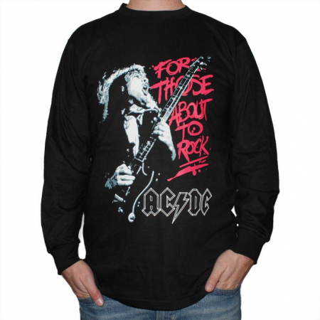 Long Sleeve AC DC - For those about...0