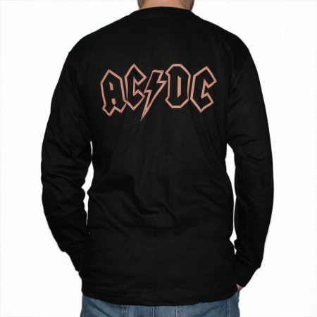Long Sleeve AC DC - For those about to rock1
