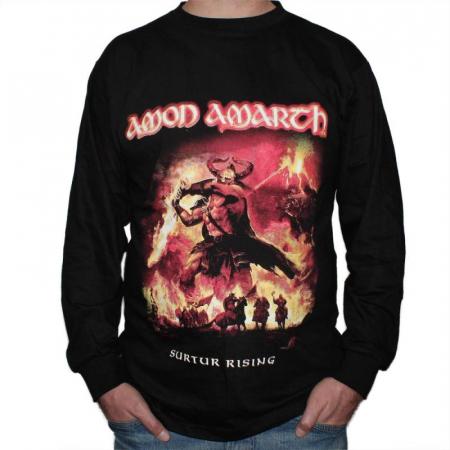 Long Sleeve Amon Amarth -Surtur Rising0