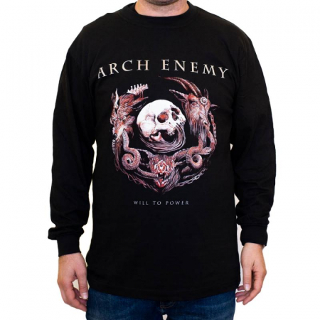 Long Sleeve Arch Enemy - Will to Power0