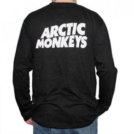 Long Sleeve Arctic Monkeys - Smoking1