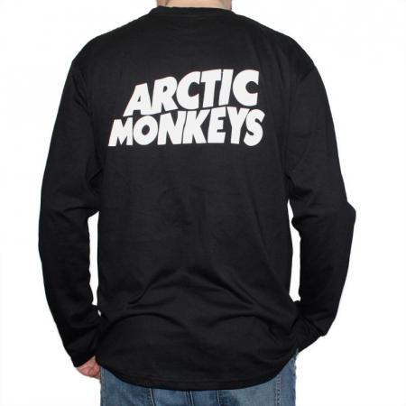 Long Sleeve Arctic Monkeys - Smoking [1]