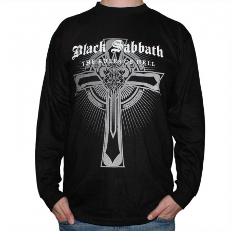Long Sleeve Black Sabbath - The Rules of Hell0