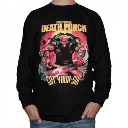 Long Sleeve Five Finger Death Punch [0]