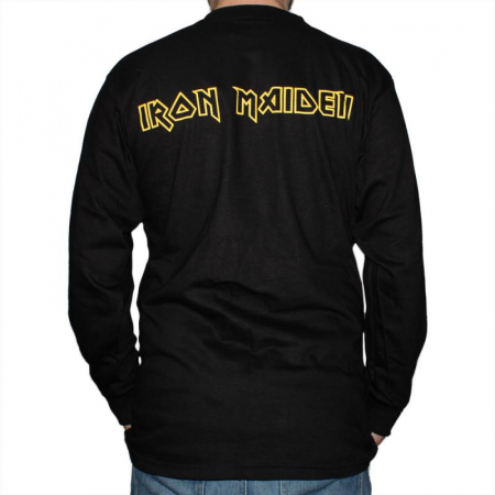 Long Sleeve Iron Maiden - Fear of the Dark1