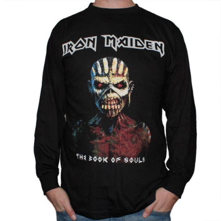 Long Sleeve Iron Maiden - The Book of Souls0