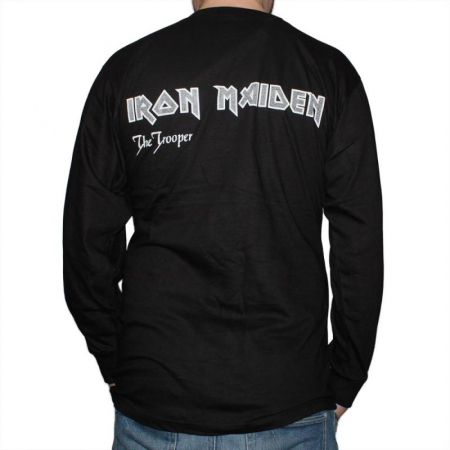 Long Sleeve Iron Maiden - The Trooper [1]